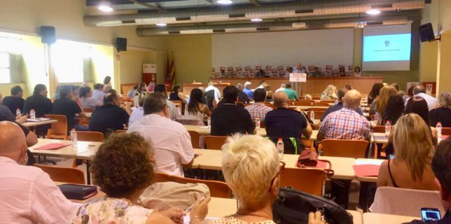 El Comitè Nacional de la UGT de Catalunya ratifica el preacord del V Acord Interprofessional de Catalunya (2018-2020)