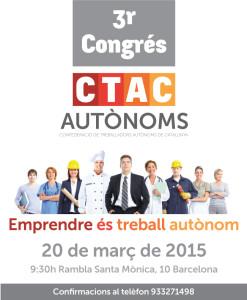 3r Congres CTAC