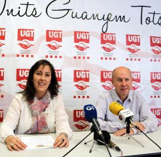 estudi UGT Comarques Gironines autònoms