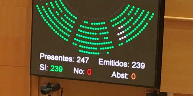 aprovada llei mesures urgents treball autònom