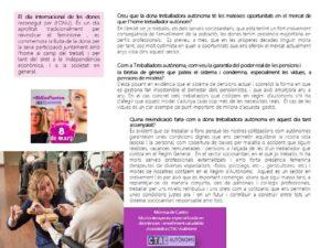 Dia de la Dona Monica de Castro