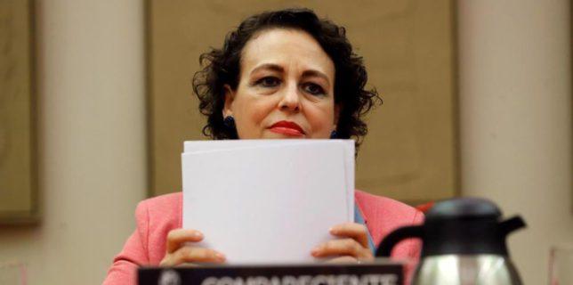 Ministra de Trabajo, Migraciones y Seguridad Social, Magdalena Valerio/EFE