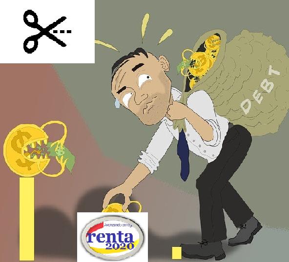irpf denuncia manutenció