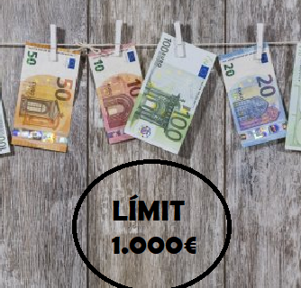 LIMIT EFECTIU 1000€