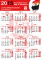Icon of Calendari 2015 Sector Ferroviari UGT