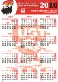 Icon of Calendari 2016 Sector Ferroviari UGT