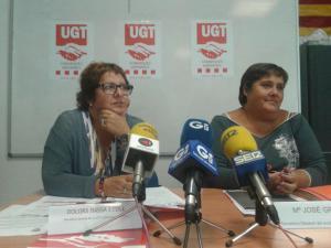 Dolors Bassa i Maria José Grau