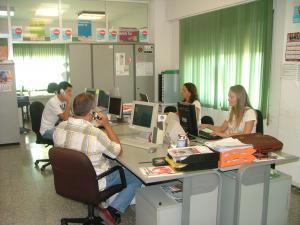 Seu de la FSP a Lleida.