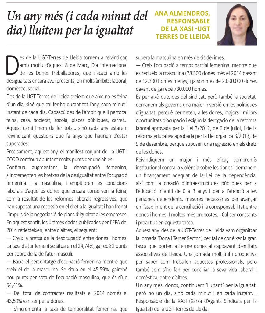 Article Ana Almendros