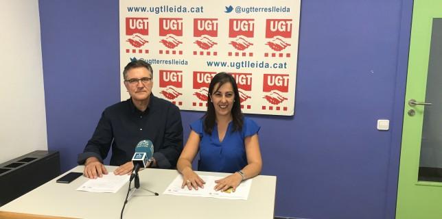 Informe sobre el col·lectiu d'autònoms de les Terres de Lleida