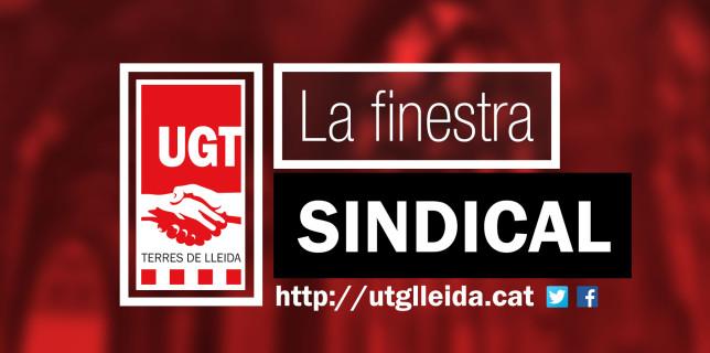 La Finestra Sindical: Quan hem d'utilitzar el sindicat?
