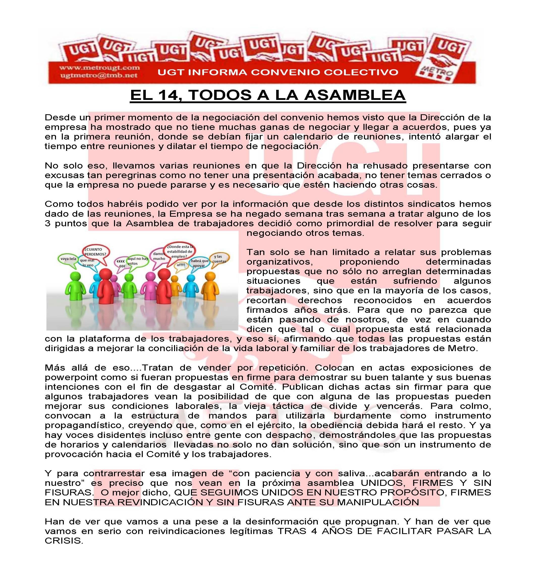 ASAMBLEA GENERAL 14-1-16