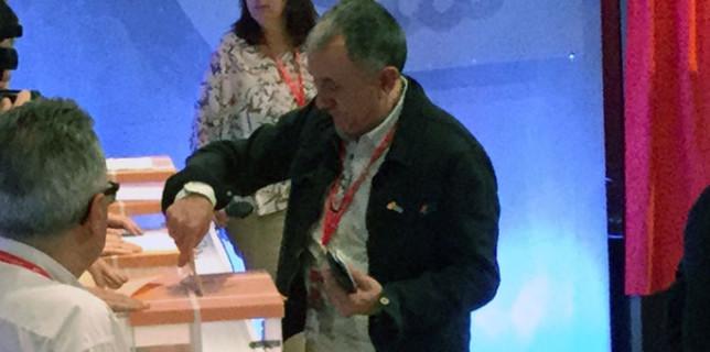 Josep M. Àlvarez, nou secretari general de la UGT