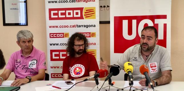 CCOO, UGT, CSIF i Sindicato Libre convoquen una aturada el proper 7 de juny a tot l'Estat, davant el desmantellament i precarització de Correos