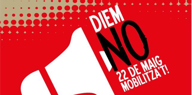 22M Jornada de lluita per uns convenis que garanteixin recuperar el poder adquisitiu del salaris