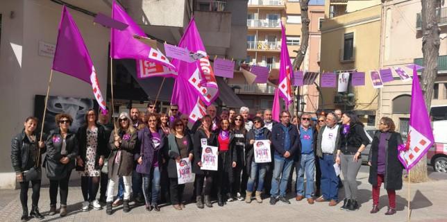 Jornada 'Estenem els nostres drets' Cap al 8M!