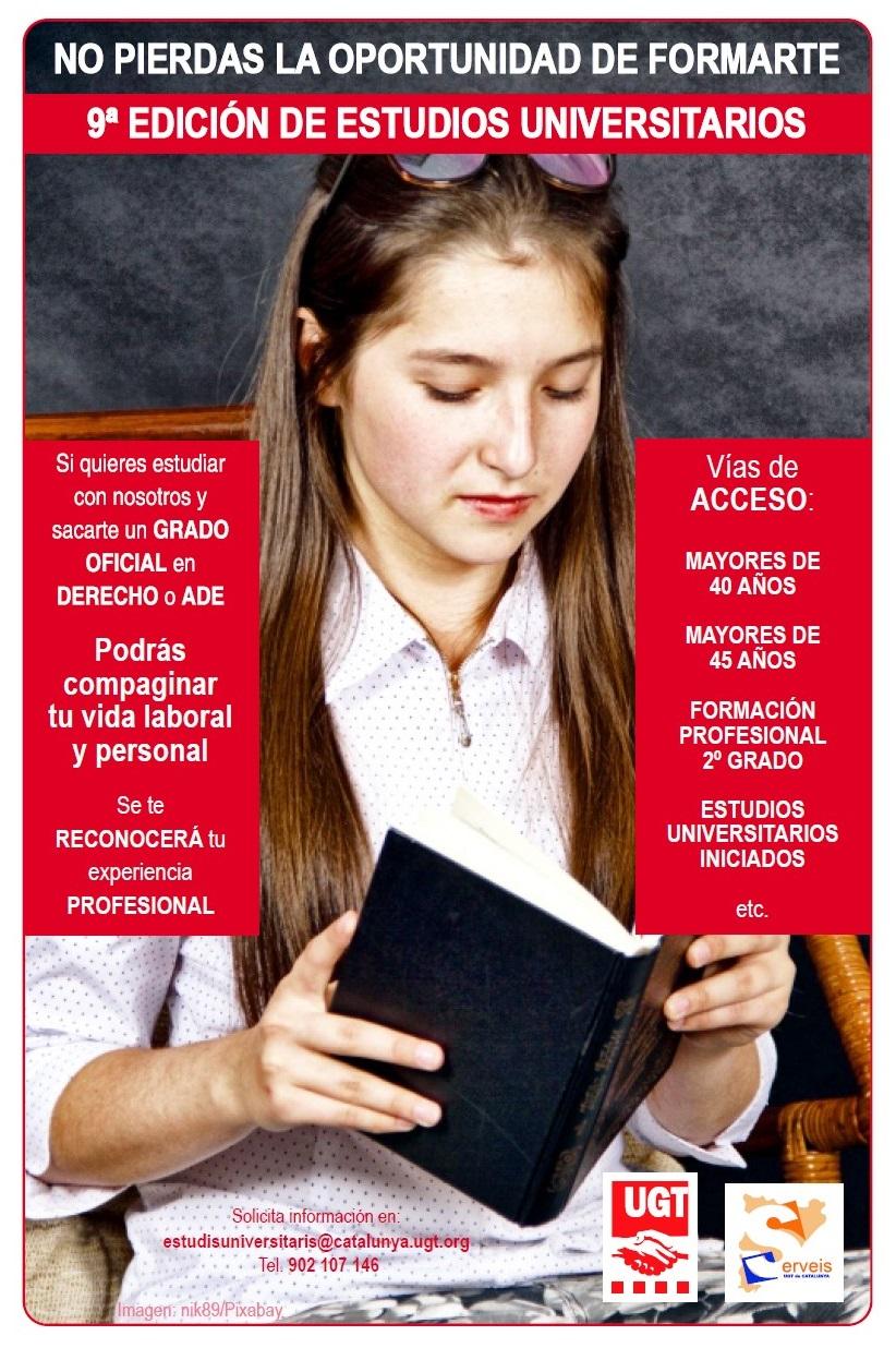9ª Edición de Estudios Universitarios