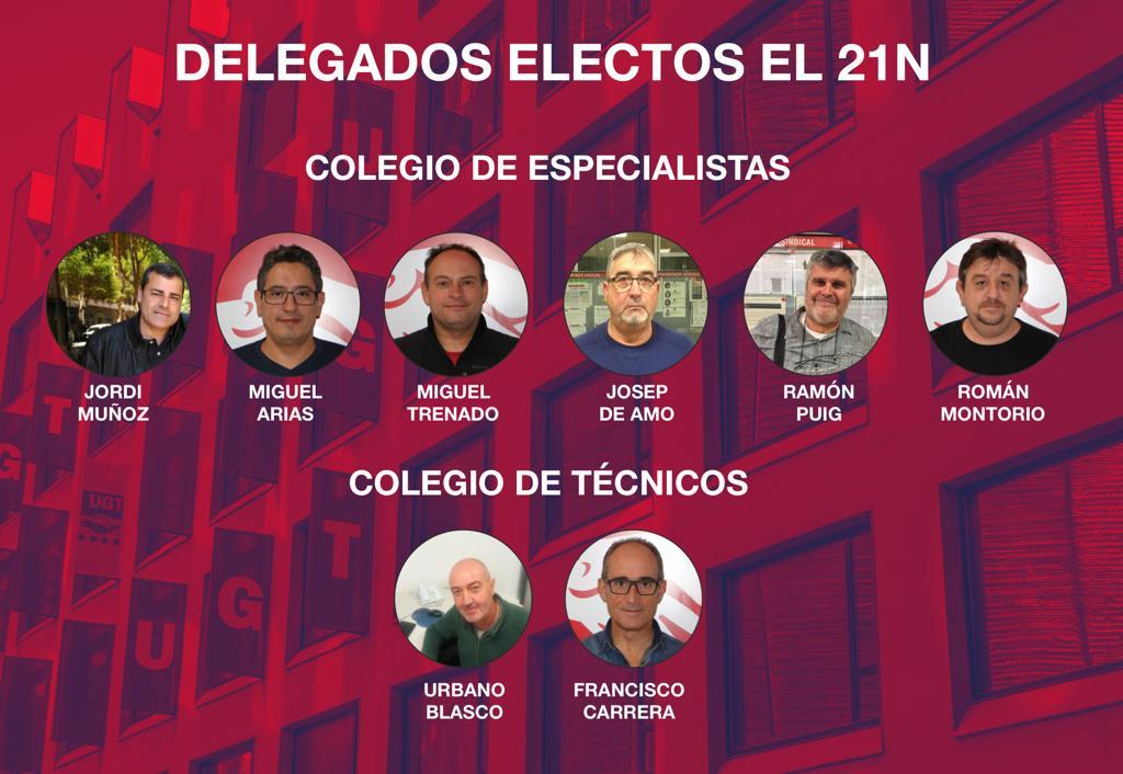 Delegados 21N