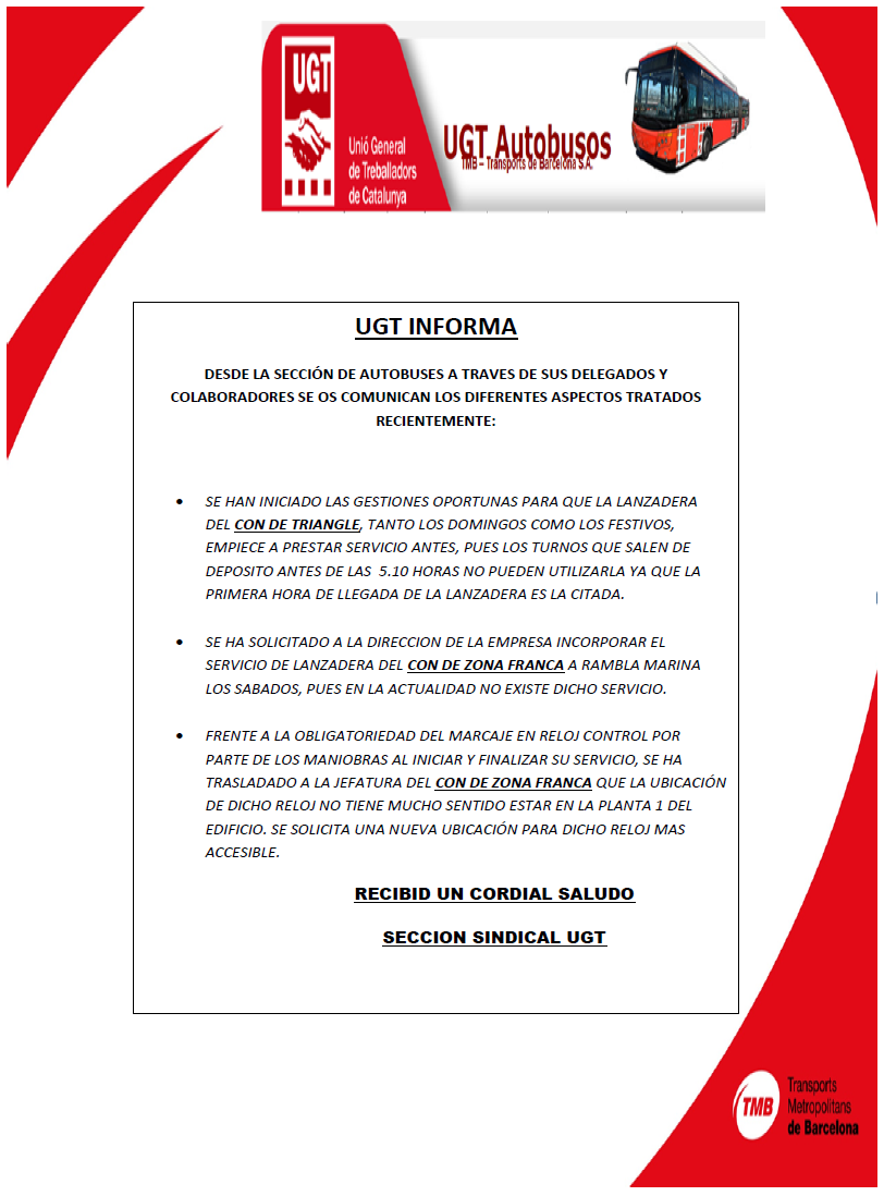UGT Info Digital 01-06-2018