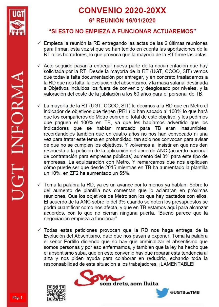 6ª Reunión Convenio 2020-20XX Pag1