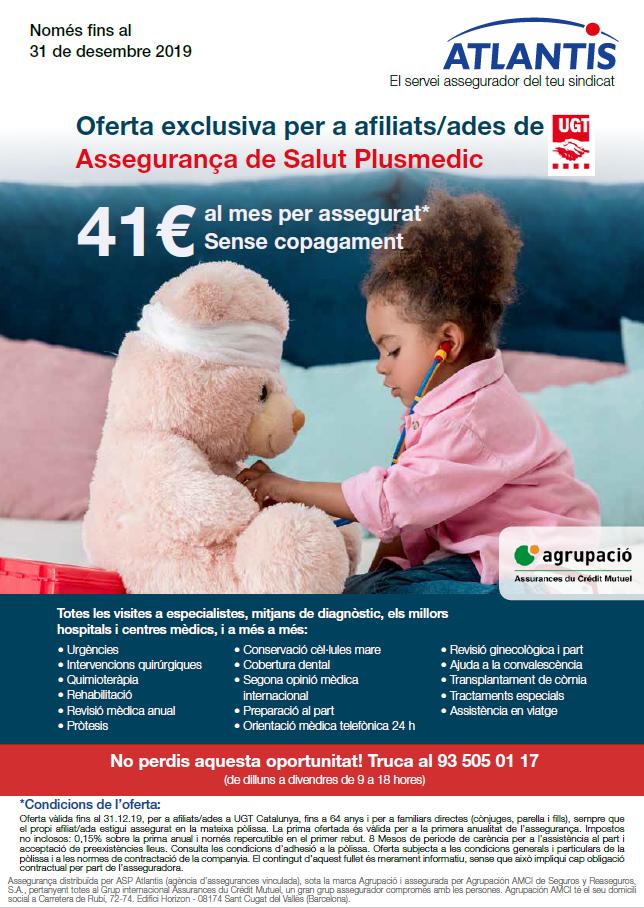Assegurança de Salut Plusmedic