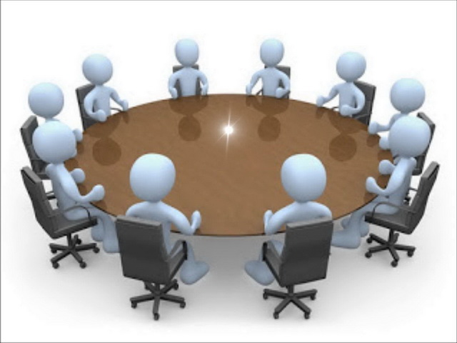 Mesa de convenio