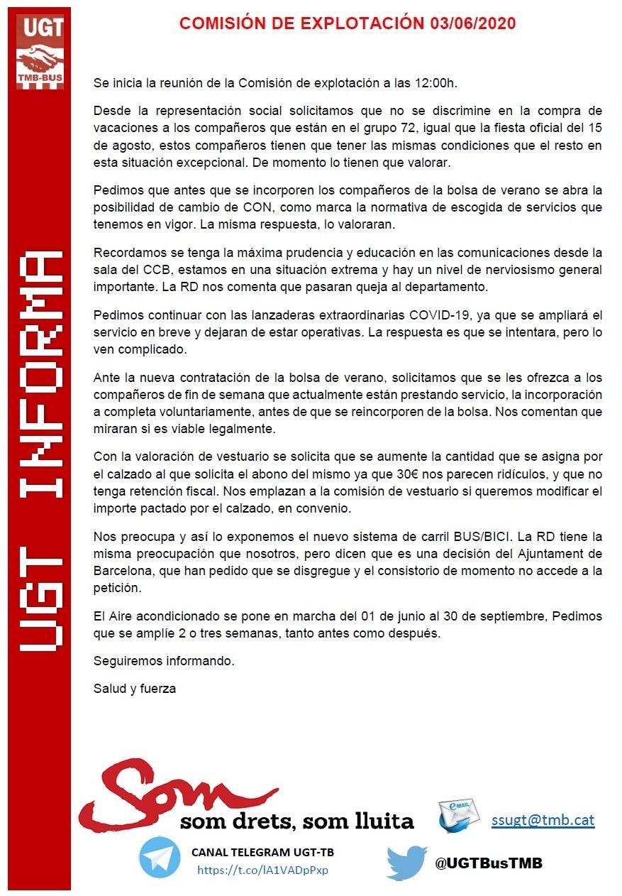 Comision Explotación 03-06-2020
