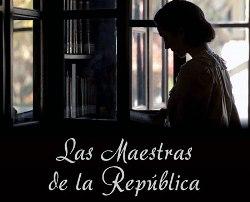 Cartell Las Maestras de la República