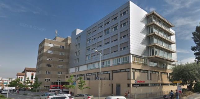 foto hospital de granollers