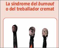 Triptic - La sindorme del burnout o treballador cremat